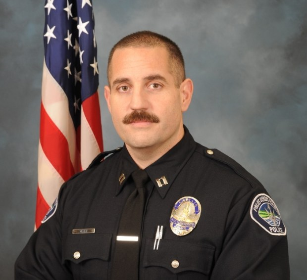 Chief Mark VelezPalos Verdes Estates police photo