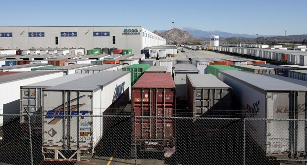 The Ross distribution center in Perris. Ross Stores Inc. was the city's top employer in fiscal year 2016, with 1,779 employees, a city report said. (File photo by Frank Bellino, The Press-Enterprise/SCNG)