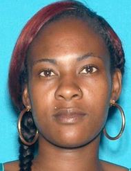 Tamisha Barron (Photo courtesy of Bureau of Alcohol, Tobacco, Firearms and Explosives)