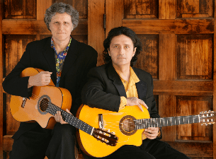 Strunz & Farah perform on March 2 as part of the Grand Annex winter/spring season. Photo courtesy Grand Annex.