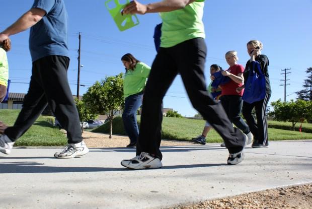 en un intento para motivar a la población a perder peso y poder disminuir así el índice de la obesidad, el apremiado programa Fontana Saludable, /Alejandro Cano
