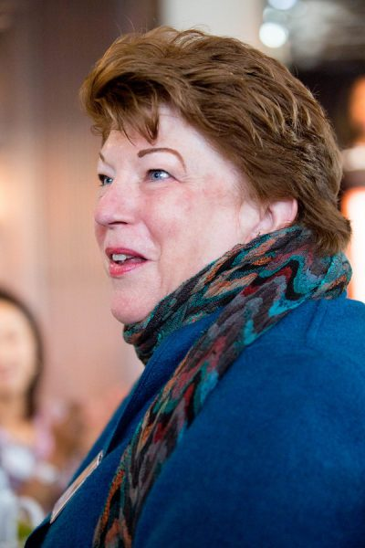 Delaine Eastin is far behind in the polls as she runs for governor in 2018. FILE PHOTO
