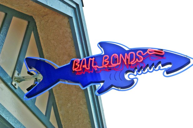 Moses Kardashian Jr., who runs Deep Water Bail Bonds in Redondo Beach. Photo by David Rosenfeld