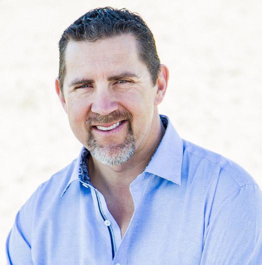 Former Anaheim Global Medical Center CEO Josh Luke. (Photo courtesy of Josh Luke)