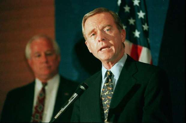 Gov. Pete Wilson (Photo: AP file)