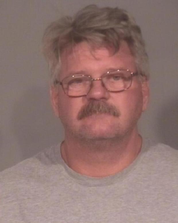 Riverside Ward 7 Councilman John Burnard was arrested July 3, 2017 in Lake Havasu City, Ariz. (Courtesy of Lake Havasu City Police Department) ORG XMIT: RIV1707251547481411