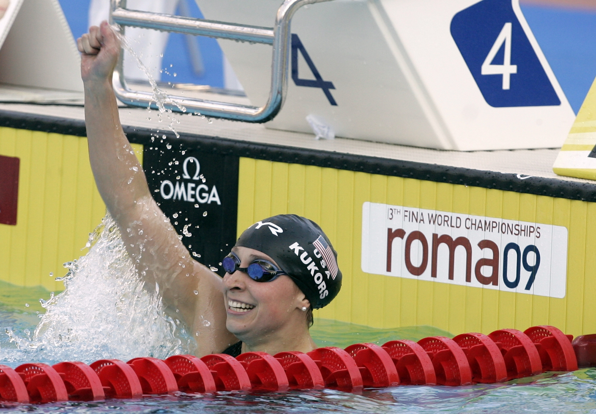 US Olympic Swimmer Ariana Kukors Accuses Former Swim Coach of Sexual Abuse