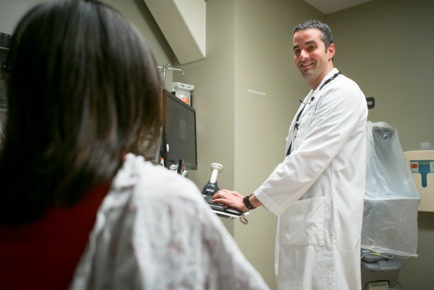 Dr. Alp Arkun, chief of emergency medicine at Kaiser Fontana. (Photo by David Crane, Los Angeles Daily News/SCNG)