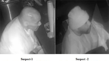 The suspects have been linked to burglaries that have occurred since September 2017, with the last five occurring Feb. 14, 2018, according to the Los Angeles Police Department.