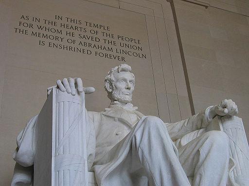 Lincoln_mem_statue