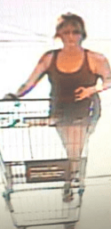 Have you seen this woman? Redlands police are looking for her. They believe she stole $500 from a girl scout on Feb. 11.(Courtesy photo)