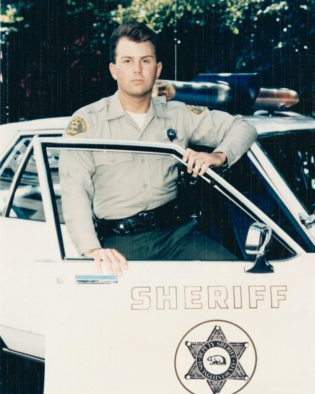 Deputy Steven Belanger. (Courtesy, LASD)