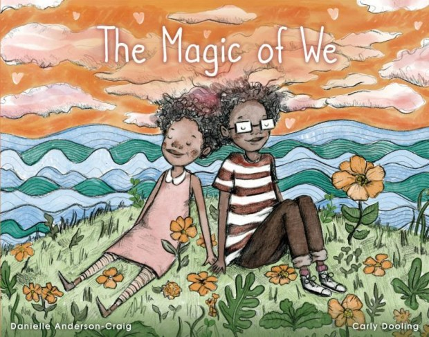 "New children's book called ""The Magic of We,"" features music by late Long Beach musician Ikey Owens. (Photo courtesy Third Man Books.)"