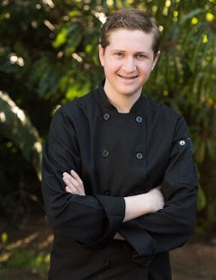 Teen Chef Holden Dahlerbruch, now 17, is competing in a meatball competition in New York against professional chefs. (Courtesy Photo)