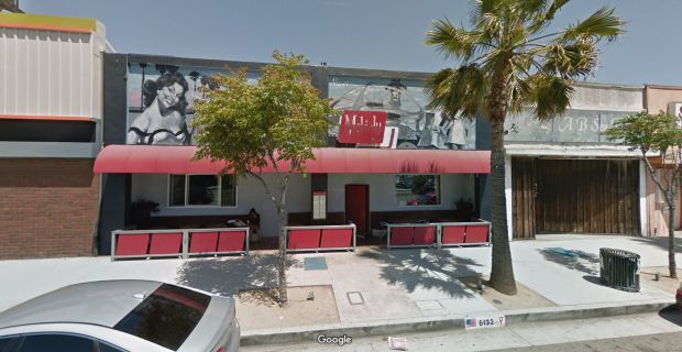 A man was wounded by gunfire early Thursday, March 29, 2018, at the Melody Bar & Grill, 9132 S. Sepulveda Blvd., near LAX. (Google Street View)