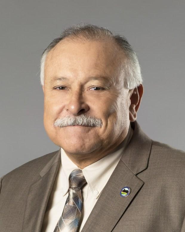 Moreno Valley Councilman David Marquez (File photo)