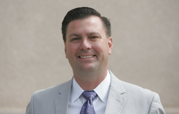 San Jacinto Councilman Andrew Kotyuk, a Republican candidate in the 42nd Assembly District (Courtesy photo).