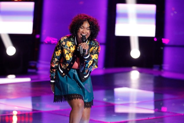 Jordyn Simone -- (Photo by Tyler Golden/NBC)