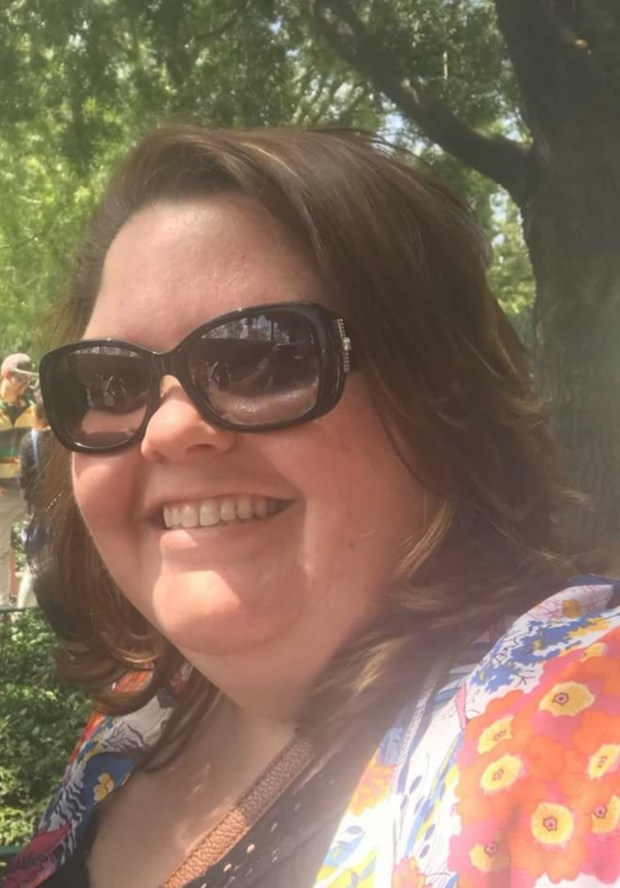 Caitlin Cascella, 31, of Riverside, an English teacher at Heritage High School in Menifee, was killed when a wrong-way driver struck the vehicle in which she was riding on the 10 Freeway in Arizona on March 24, 2018. (Courtesy of Heritage High School)