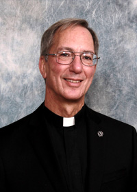 Msgr. Marc V. Trudeau, a Hollywood-born former dentist, has been named an auxiliary bishop in the Roman Catholic Archdiocese of Los Angeles. (Courtesy photo)