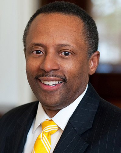 Earl Lewis, former president of the Andrew W. Mellon Foundation, will be the keynote speaker at the Cal State Fullerton commencement ceremony May 18. (Photo courtesy of Cal State Fullerton)