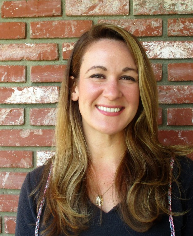 Christina Miller, who worked for about eight years for LA Family Housing in North Hollywood, will work in Mayor Eric Garcetti's office on projects addressing homelessness. (courtesy photo)
