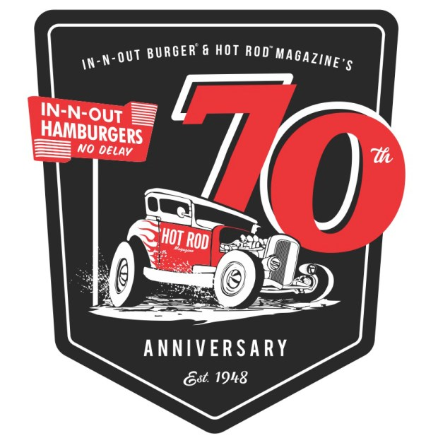 Event Logo. (Courtesy of In-N-Out Burger and Hot Rod)
