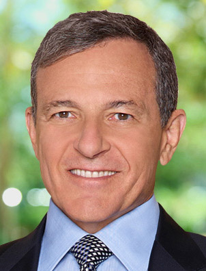 Robert Iger, CEO of The Walt Disney Company