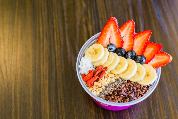 Juice It Up! Has launched a contest for free Acai Bowls. (Photo courtesy of Juice It Up!).