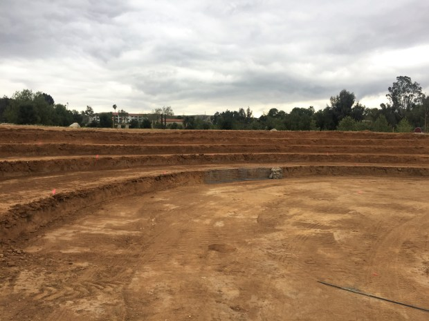Redlands Day of Service is back for it's 10th year on April 28, 2018. One of the projects volunteers will work on is an amphitheater at Heritage Park. (Courtesy photo)