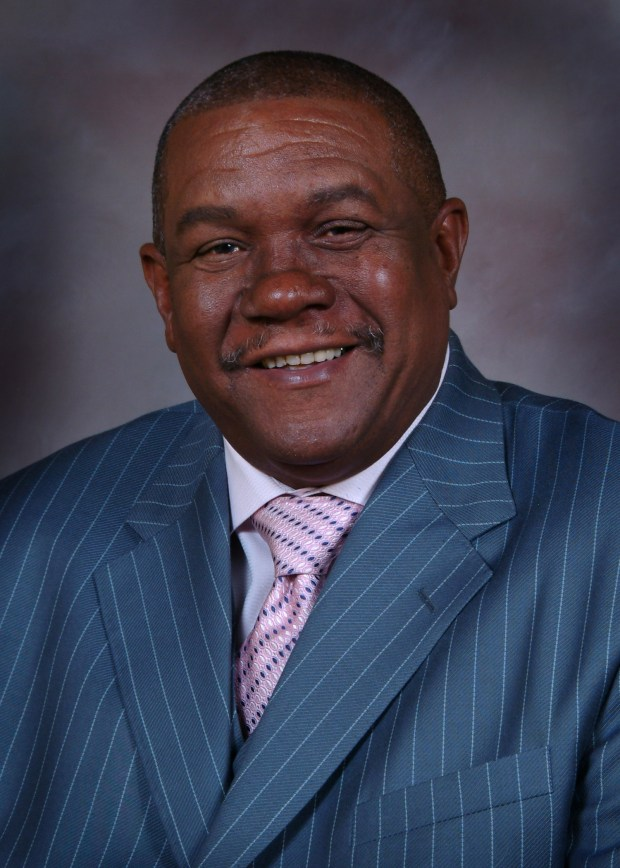 Lee McDougal, trustee of Chaffey College and retired Montclair city manager, was appointed to become Riverside's interim city manager starting Monday, April 23.File photo