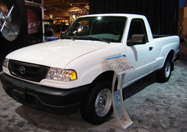The defective parts have been replaced in about 49 percent of the 33,320 Rangers and 55 percent of the 2,205 Mazda pickups, NHTSA said. Ford produced the Mazda pickups under a joint venture. (Wikipedia Commons)
