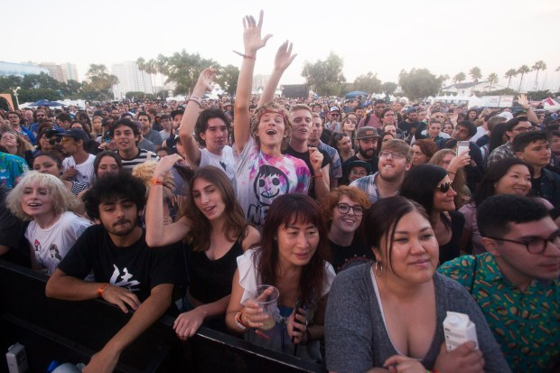 Music Tastes Good will return to Long Beach in September. (File photo by Drew A. Kelley, Contributing Photographer)