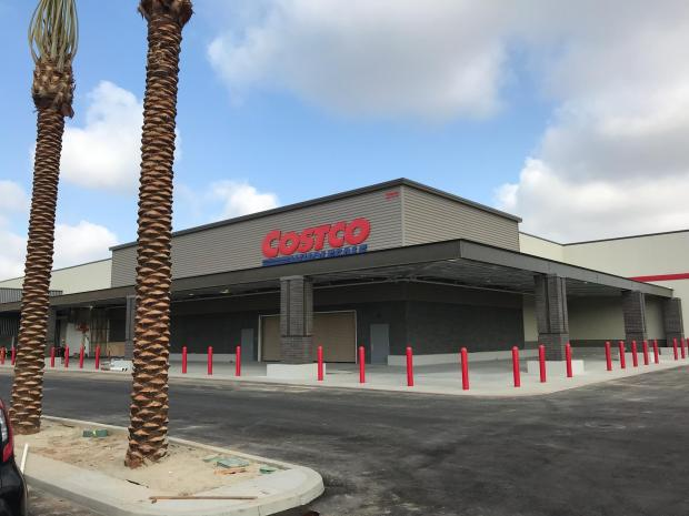 The new Costco in Monterey Park is almost ready. It's scheduled to open May 31. (Courtesy photo)