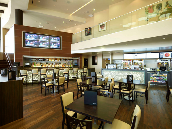 The bar at Cinepolis Laguna Niguel.