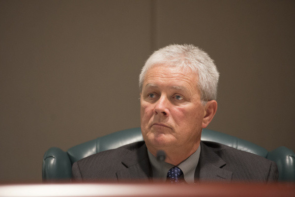 Former Westminster School District superintendent Richard Tauer, shown in this 2013 photo, will serve as one of two interim superintendents for the Temple City Unified School District. (File photo by Josh Morgan, Orange County Register/SCNG)