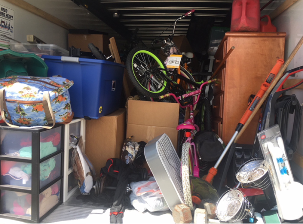 Los Angeles Sheriff's Deputies recover stolen U-Haul with family's lifelong posessions.