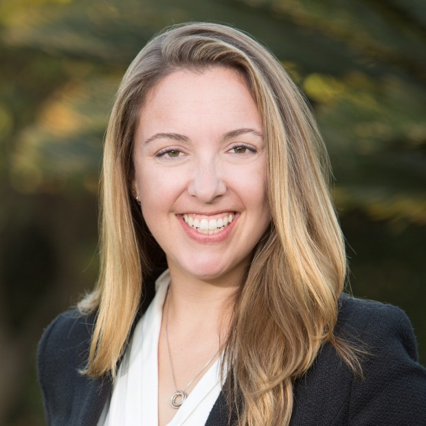 Shannon DeLong, formerly assistant to the City Manager for Downey, has been named assistant city manager for Whittier, succeeding Nancy Mendez.