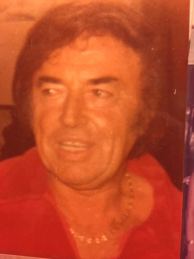 Chris George Pelonis, founder of the Chris' & Pitts' barbecue steakhouse, died May 21. (Photo courtesy Pelonis family)