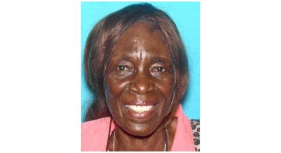 Ivy May Holden, 77, who had been missing since leaving her home in Carson for a dialysis treatment about 1:30 p.m., Monday, June 12, 2018, has been found in Burbank, authorities said Thursday, June 14. (Photo courtesy of Los Angeles County Sheriff's Department)