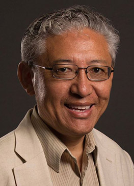 Tenzin Dorjee, Cal State Fullerton associate professor in human communication studies, was named chair of the U.S. Commission on International Religious Freedom. (Photo courtesy of Cal State Fullerton)
