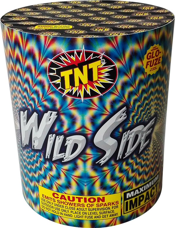 TNT's Wild Side is one minute of all grand finale action. (Photo courtesy of TNT)
