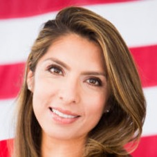 Vanessa Delgado, mayor of Montebello, is a candidate for the state Senate in District 32.