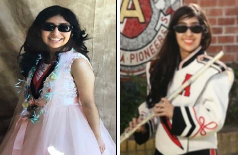 Emily Rubalcaba, of West Whittier, missing since 12:30 p.m. Thursday, June 14, 2018, has been found safe and reunited with her family, authorities said on Friday, June 15. (Photos courtesy of the Los Angeles County Sheriff's Department)