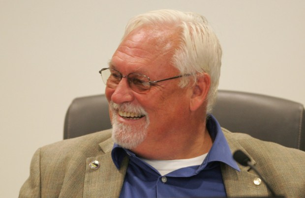 Moreno Valley Councilman Jeffrey Giba, who voted for the project along with a 3-2 majority in August 2015. (File photo)