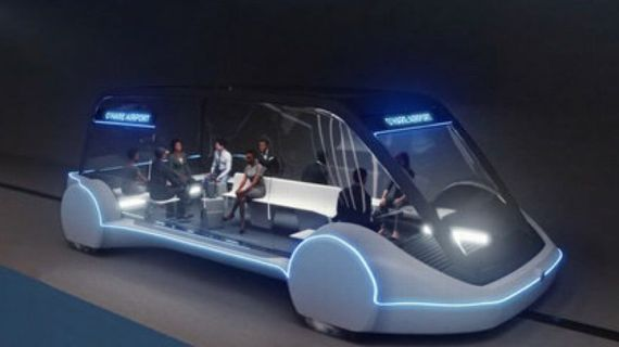 Elon Musk's Boring Company proposes building a tunnel to Dodger Stadium