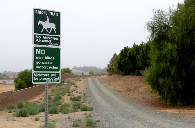 A San Fernando Valley trail is one step closer to becoming a historic monument