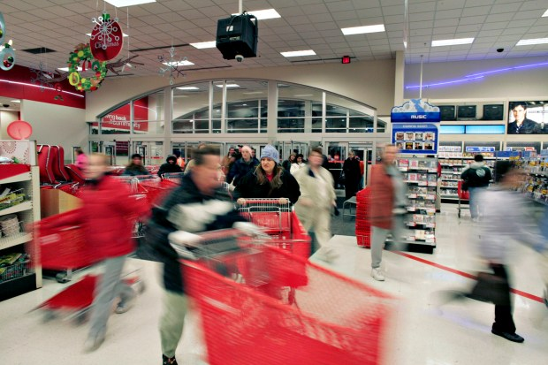 Target's plan to win over holiday shoppers: Make it easy