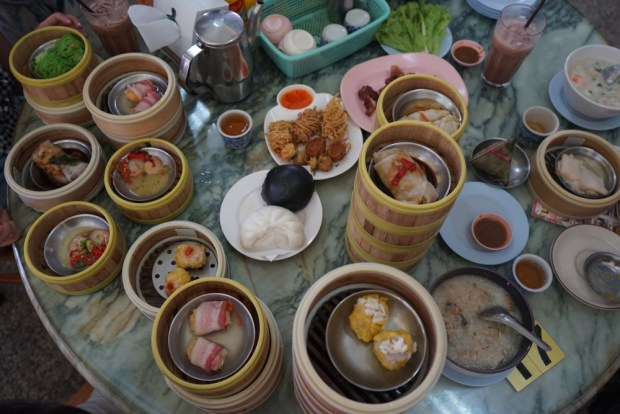 18 best places for dim sum and Chinese tea in the San