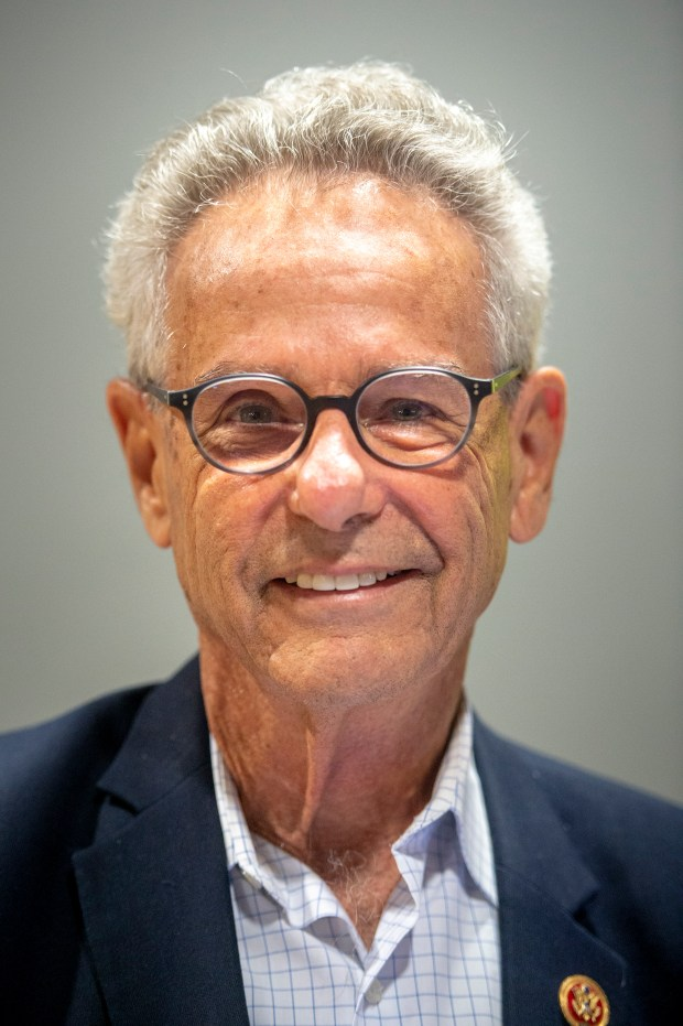 Rep. Lowenthal on U.S. Capitol riot: 'felt like a coup in a third-world country'